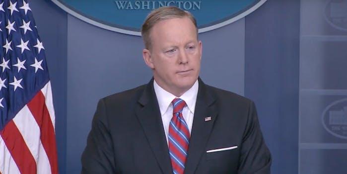 Sean Spicer White House Press Briefing April 19, 2017