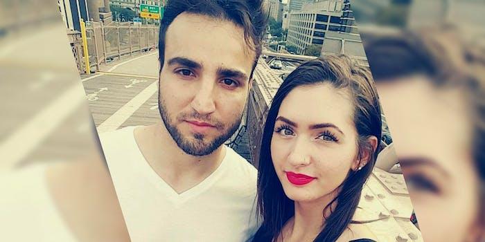 Ager Hasan and Melinda Vasilije