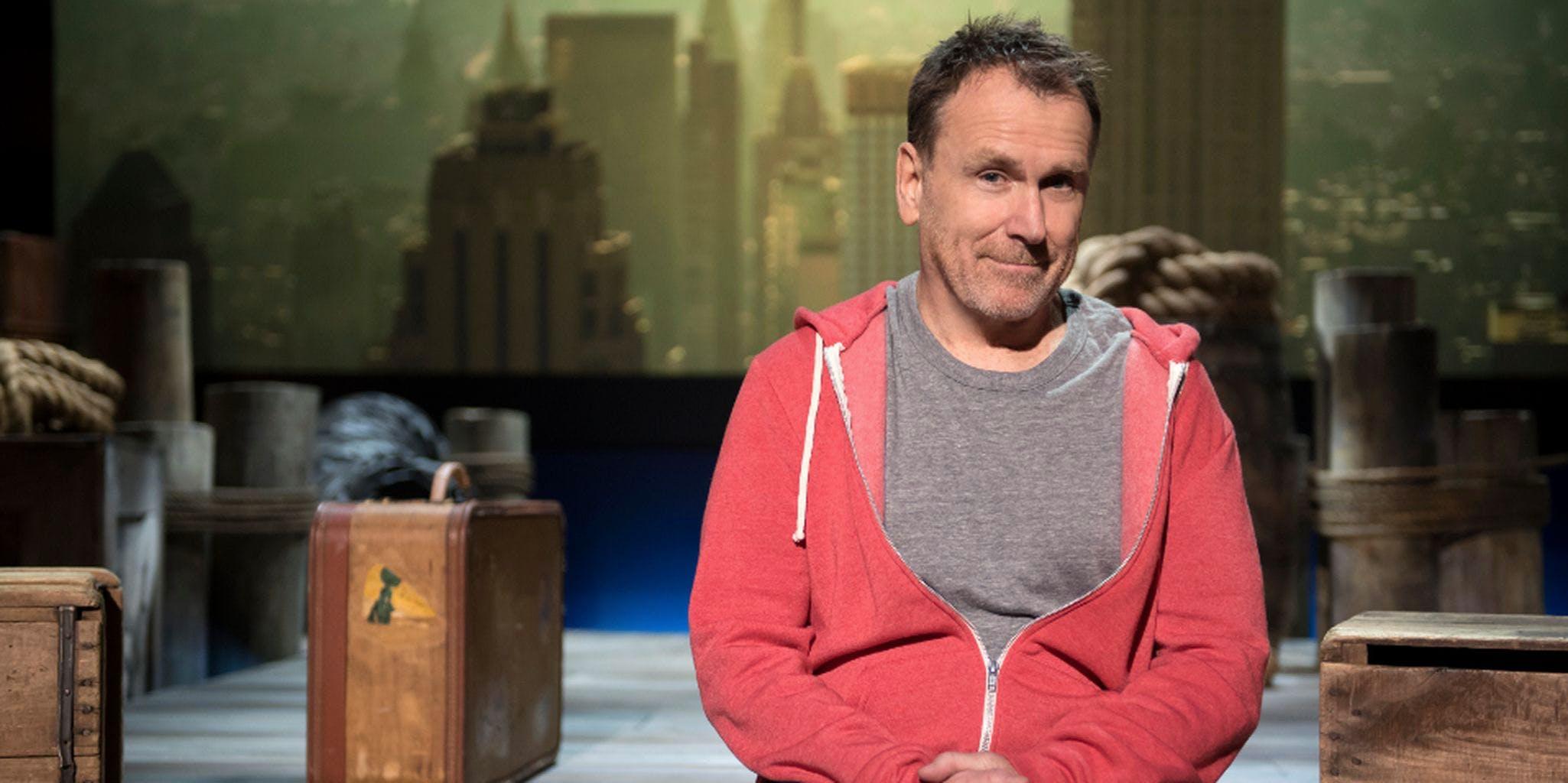 Best netflix standup specials: Colin Quinn, The New York Story
