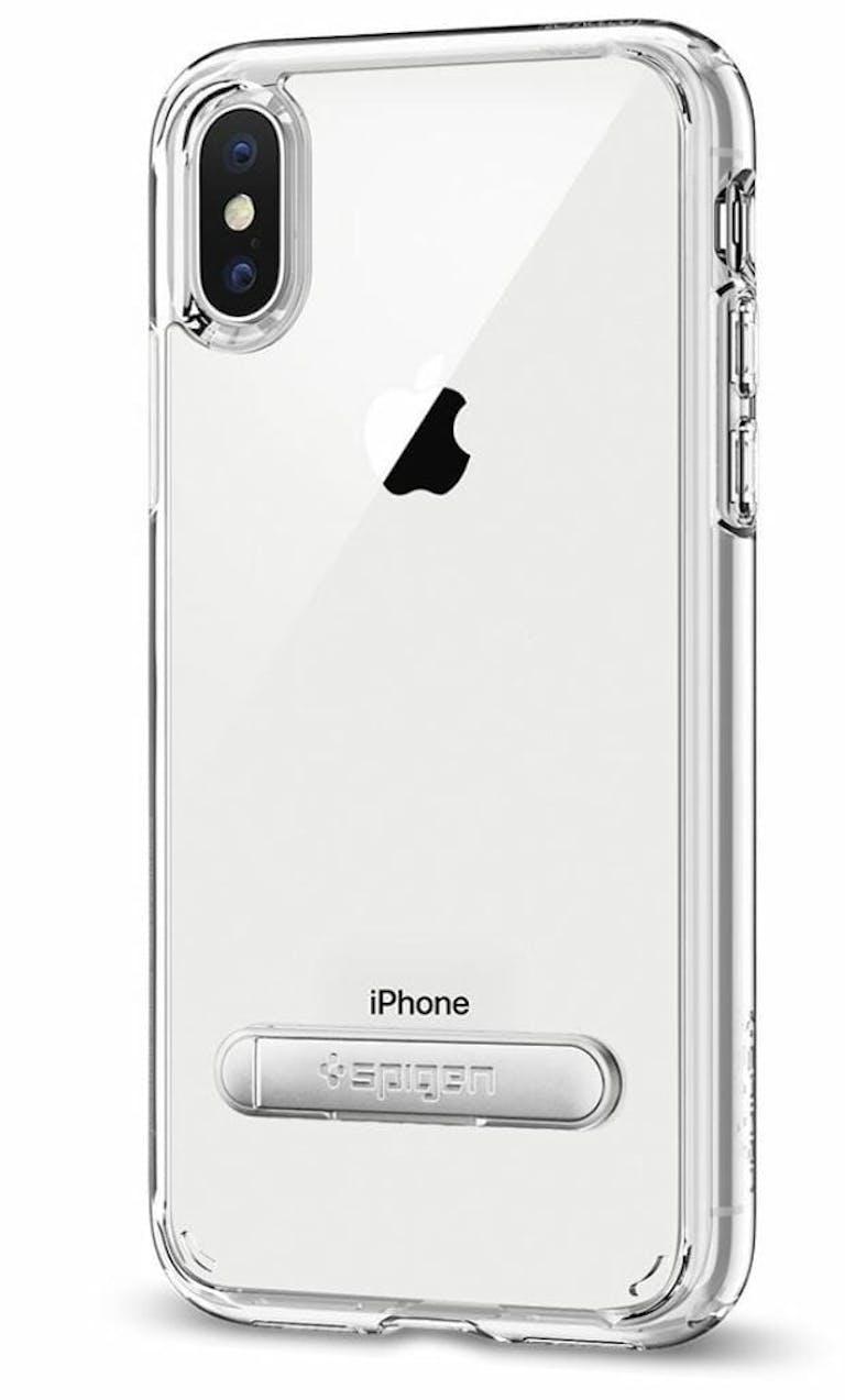 best iphone x case : spigen ultra hybrid s case kickstand