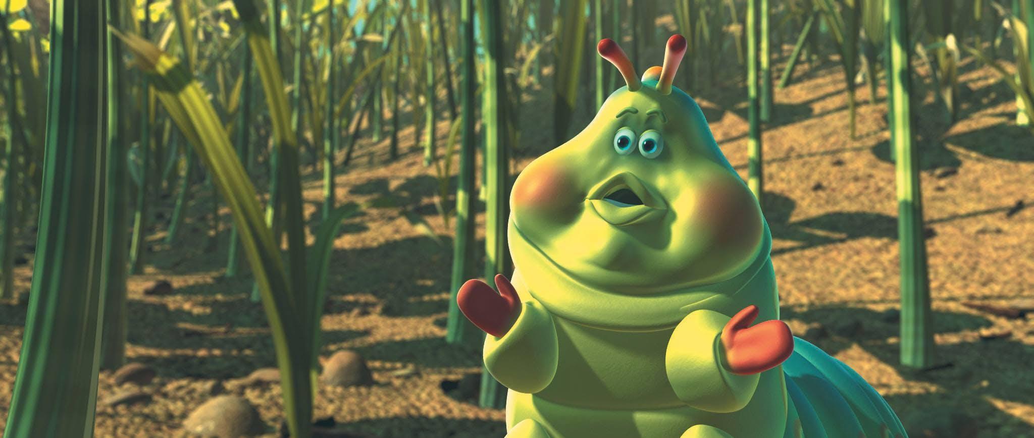 pixar facts : a bug's life
