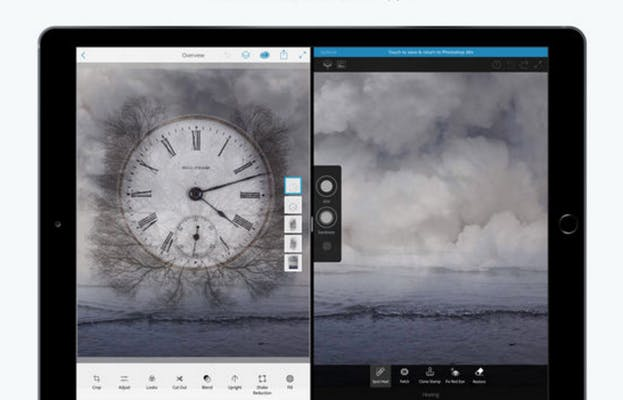 Best iOS Apps: Adobe Photoshop Fix