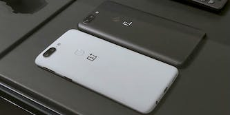 oneplus 5t best budget android phone