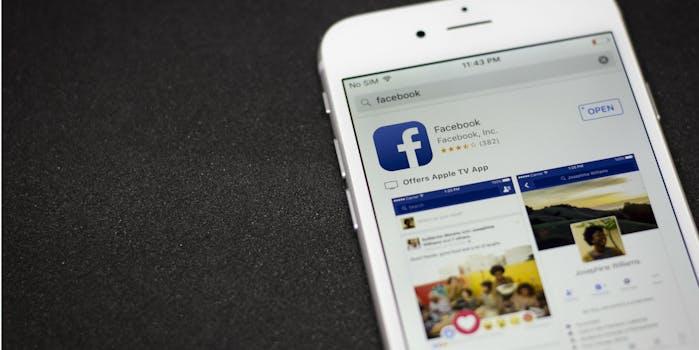 facebook news feed social media