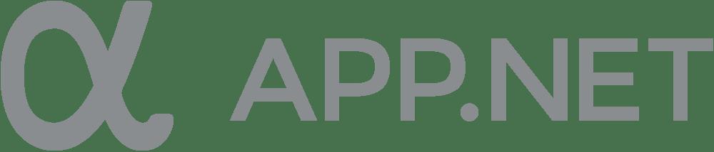app.net logo