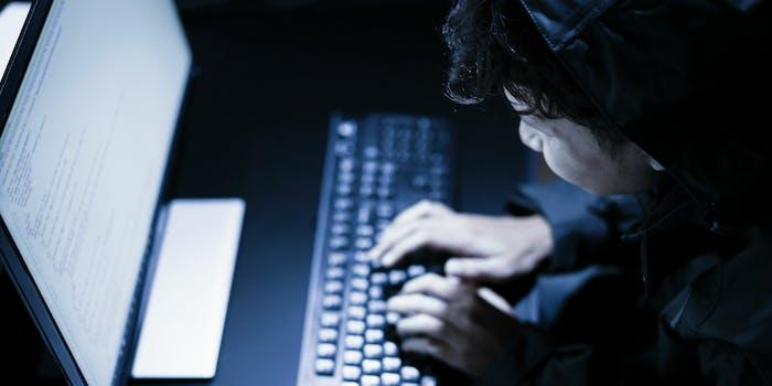 hacker cybersecurity spambot malware ransomeware