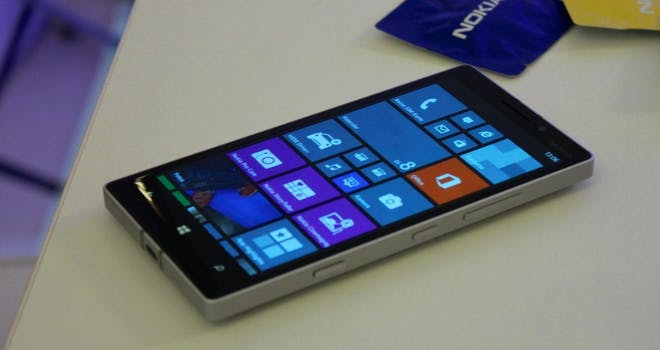nokia lumia smartphone windows 8.1 microsoft