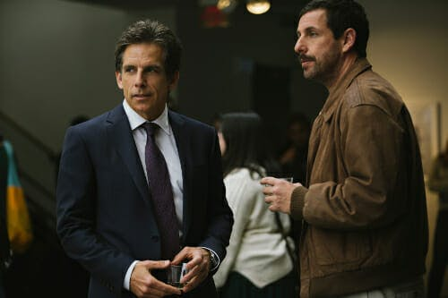 good movies on netflix : The Meyerowitz Stories (New and Selected)