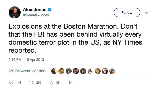 infowars news : boston bombings alex jones