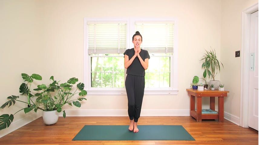 self care tips : yoga with adriene