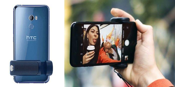 phone shutter camera