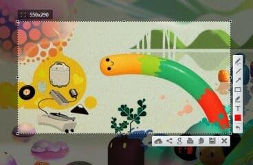 how to take a screenshot on a PC: LightShow