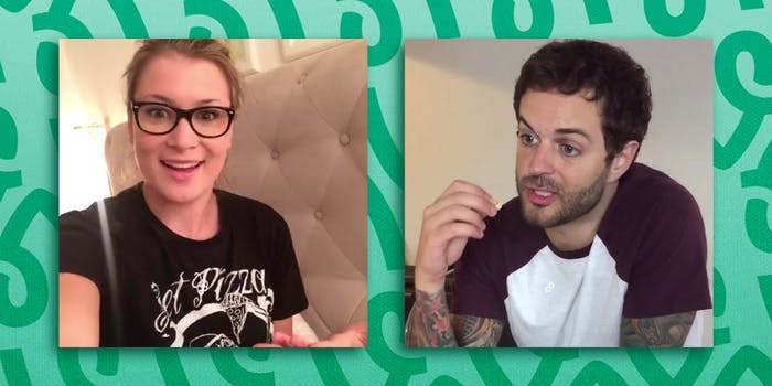 Jessi Smiles and Curtis LePore