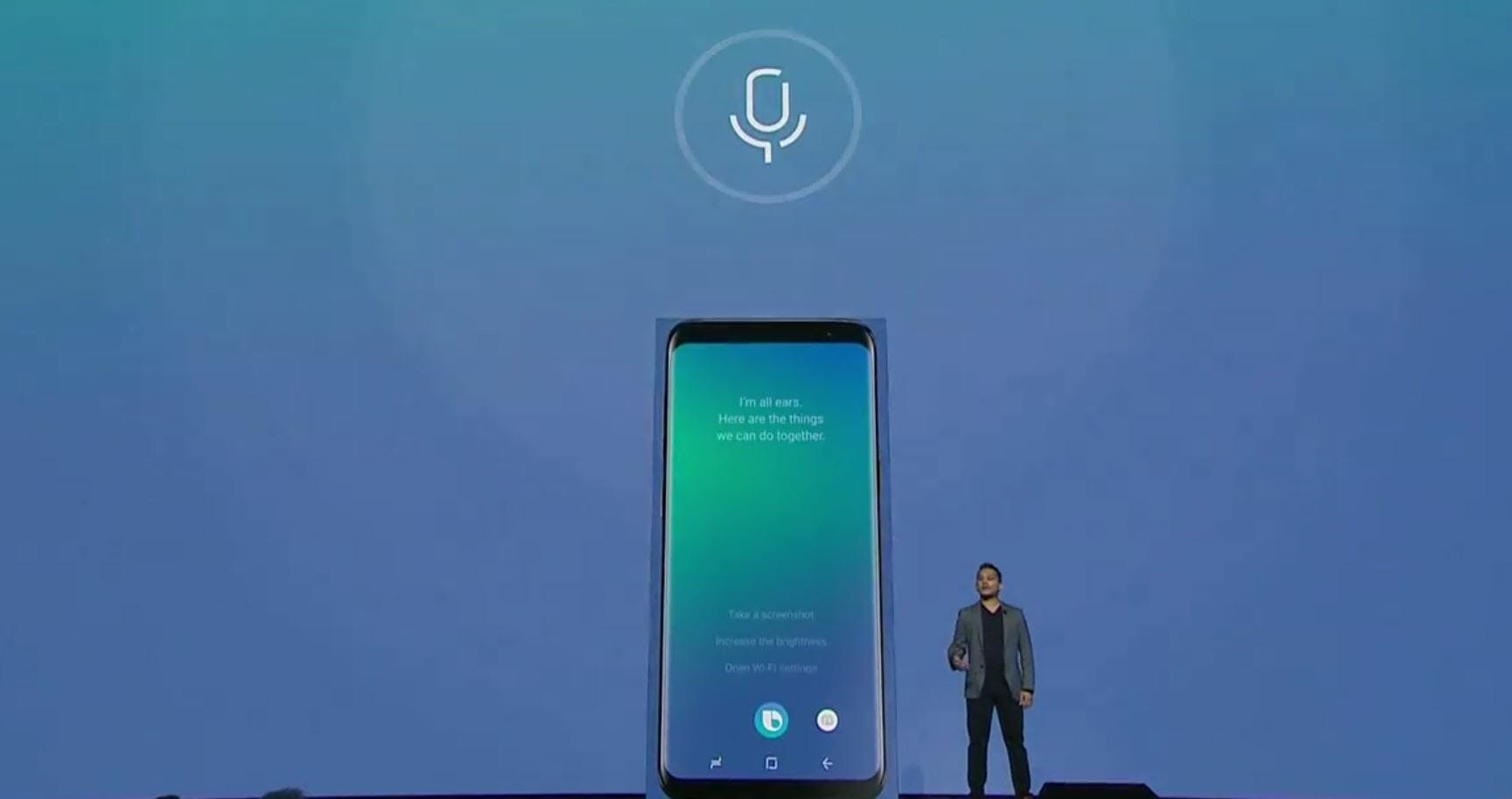 samsung bixby personal assistant