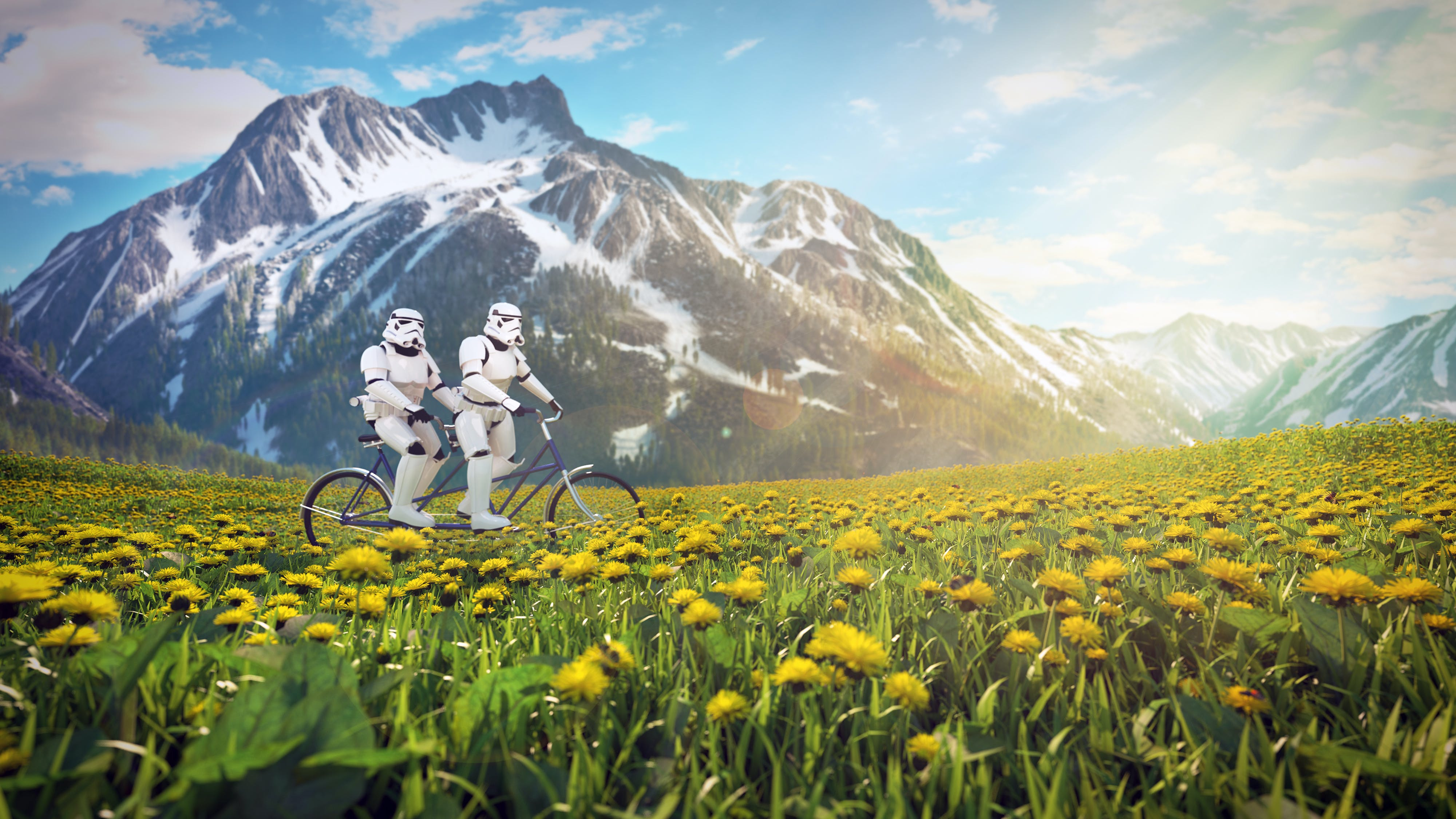 Storm Troopers looking to invest in real estate for their dream home