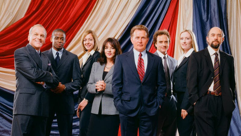 best tv shows on netflix - west wing