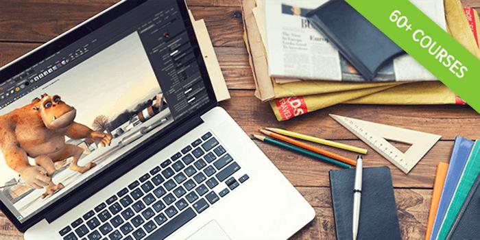 design and animation course bundle
