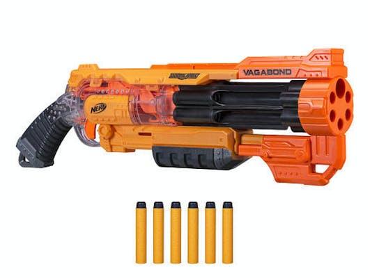 Best nerf guns: NERF Doomlands Vagabond Blaster