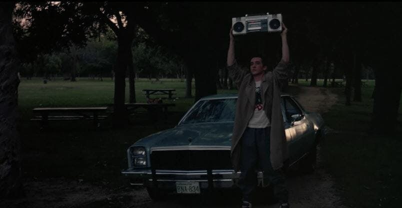 The 20 best romantic comedies of all time: Say Anything...