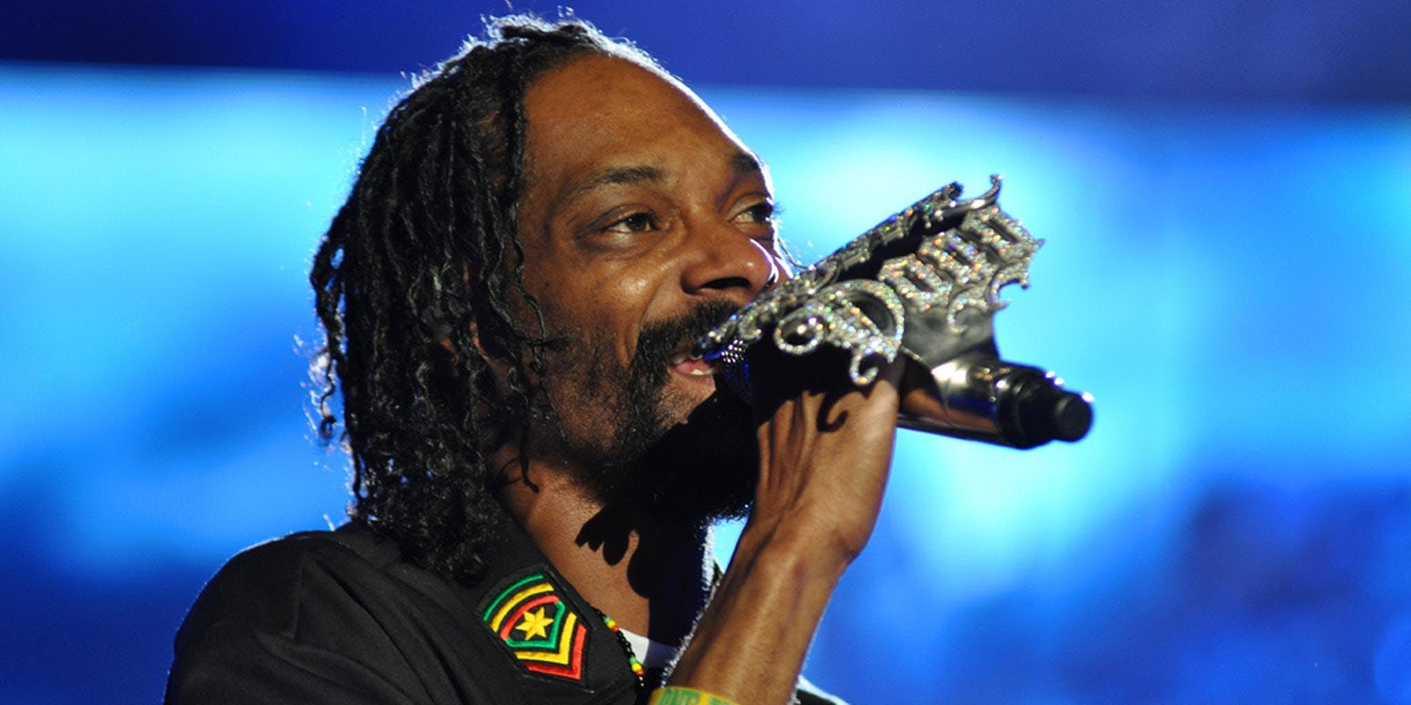 reddit celebs : Snoop Dogg