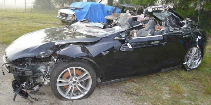 autopilot accident