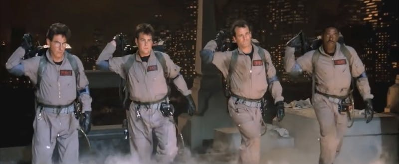Classic Movies on Netflix: Ghostbusters