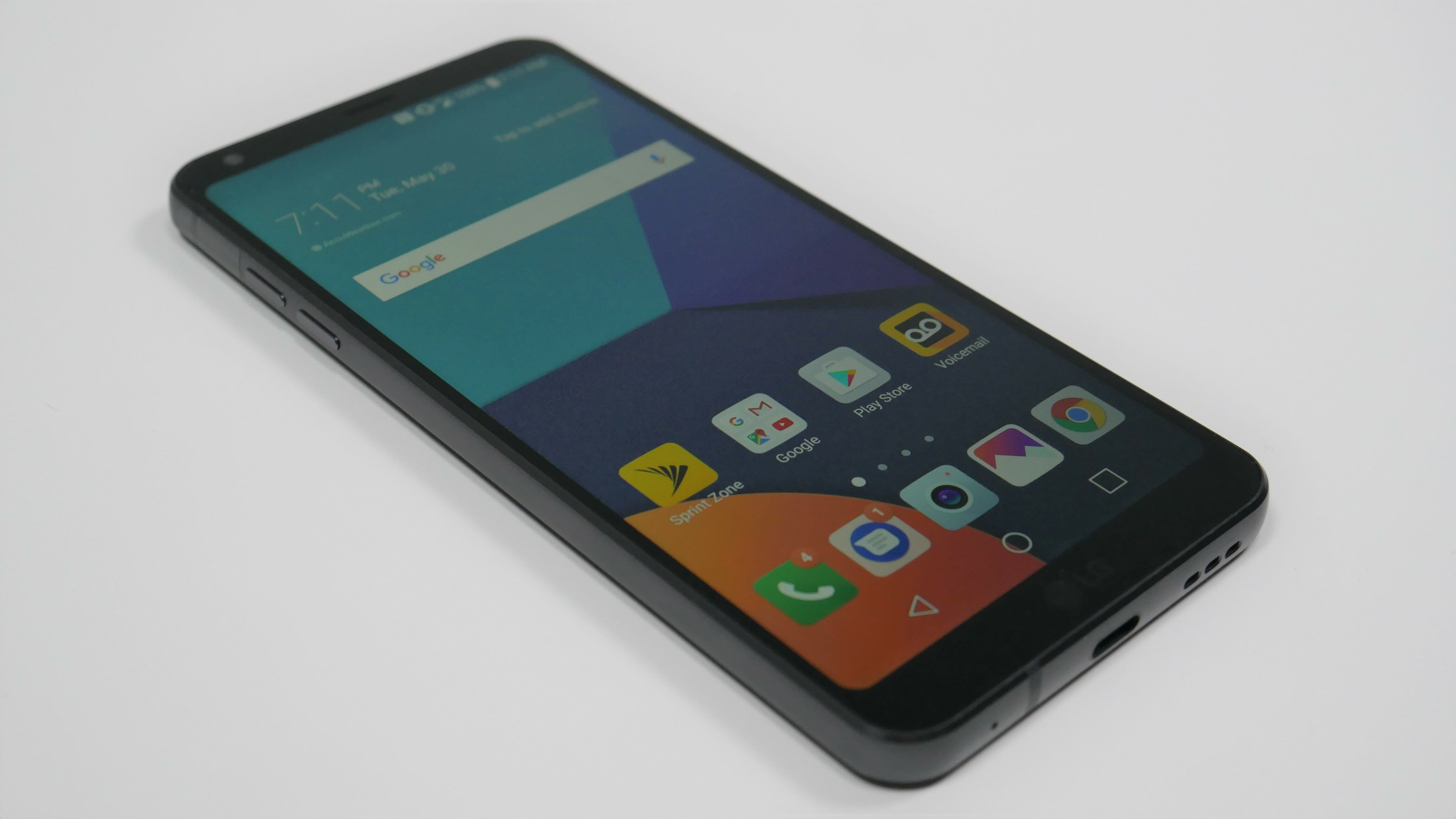 LG G6 smartphone review