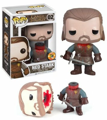 funko pop facts: game of thrones ned stark