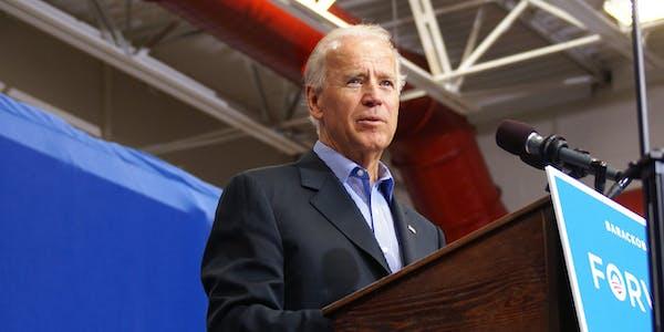 2020 presidential election: Joe Biden