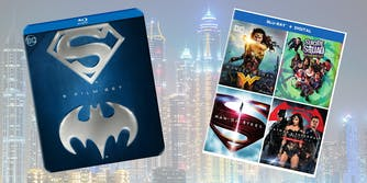 DC Blu-ray collections