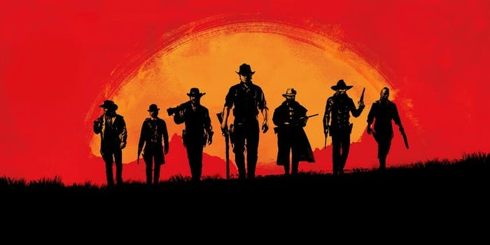 red dead redemption 2 games of 2018