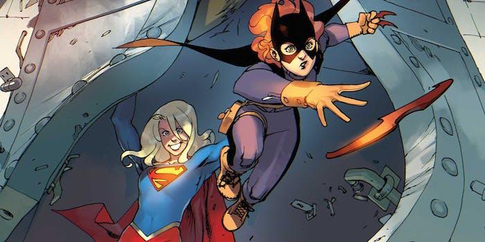 batgirl supergirl