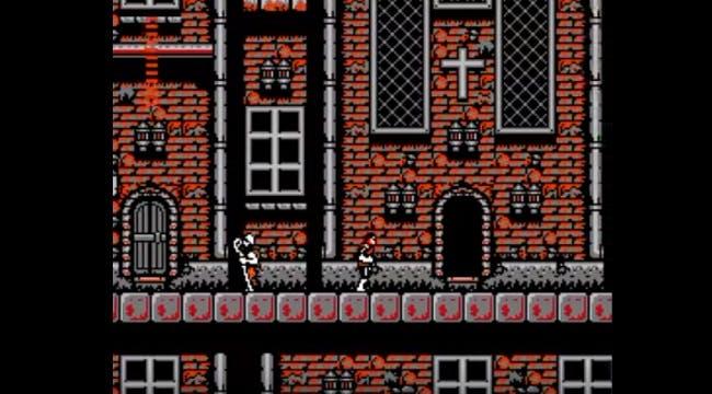 nes games: Castlevania II: Simon's Quest