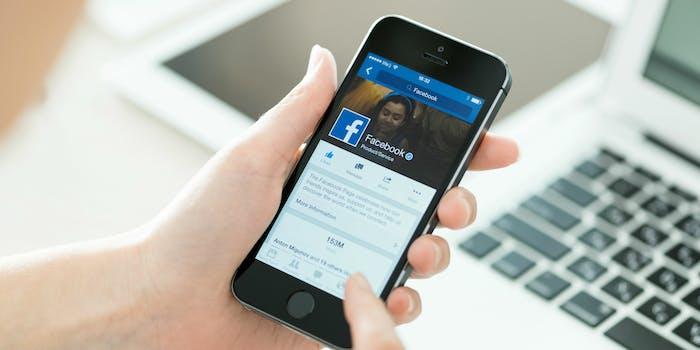 facebook app news feed