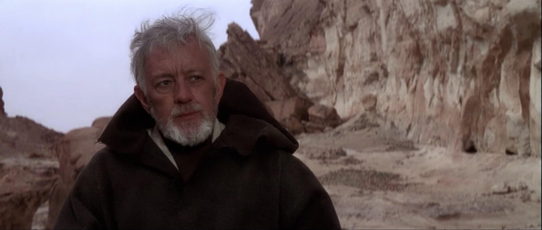 obi-wan kenobi a new hope