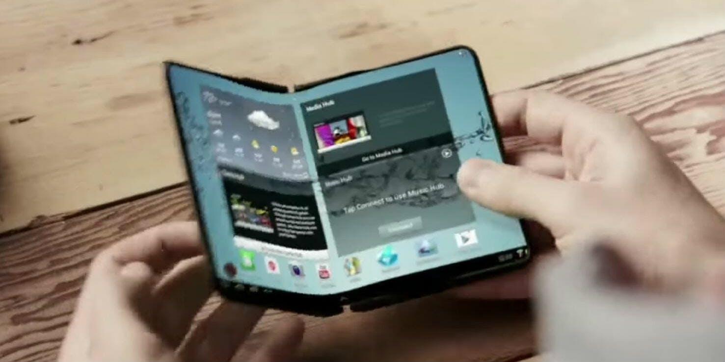 samsung galaxy smartphone tablet foldable
