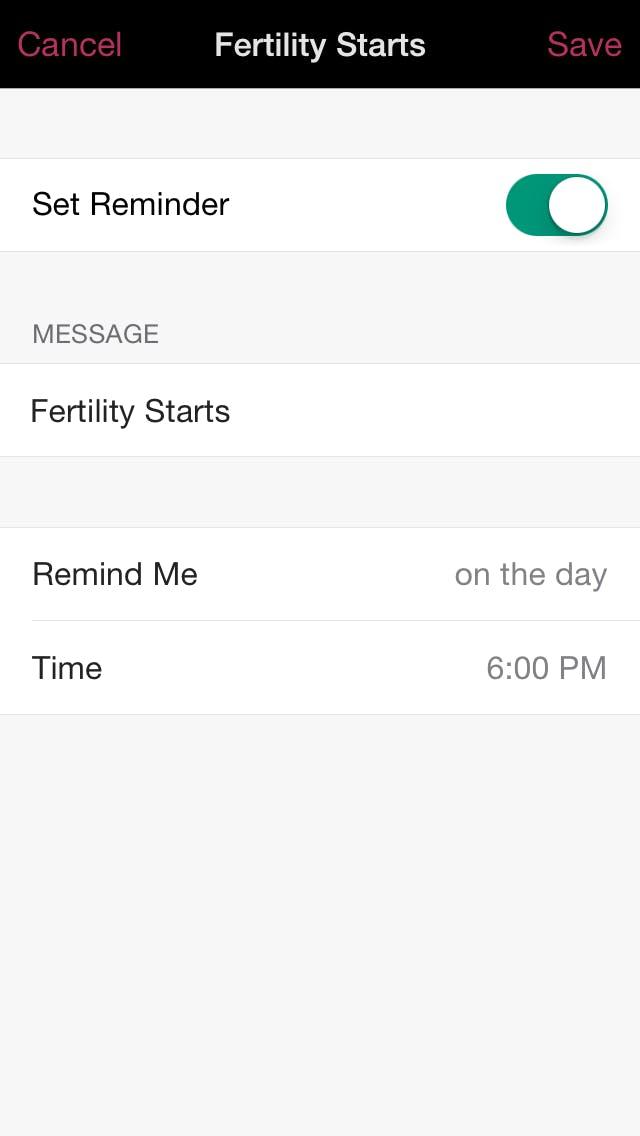 life app pregnancy