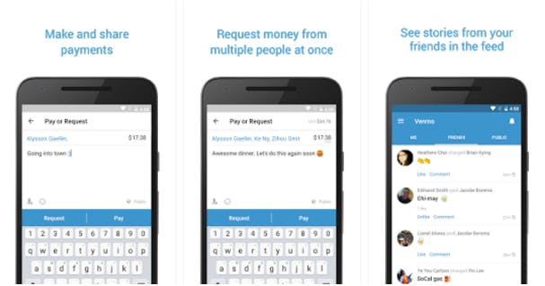 best android apps: Venmo
