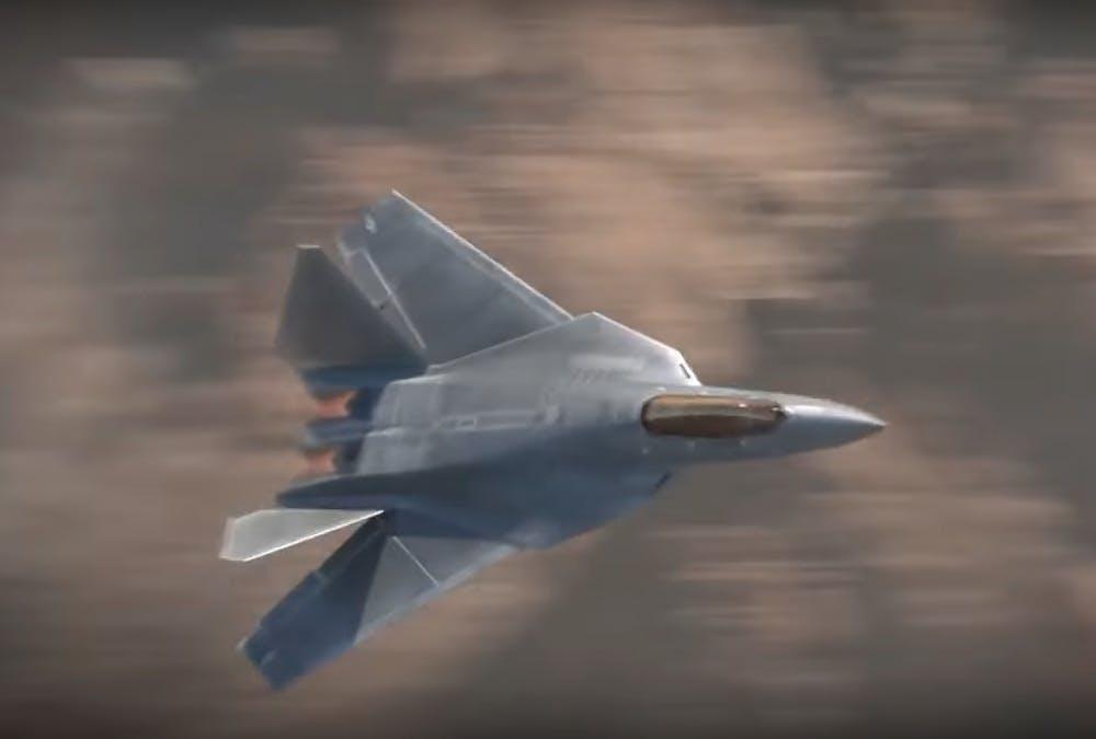 Call of Duty's F-52