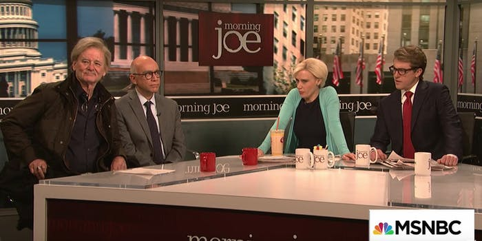 Bill Murray on SNL