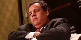 NJ Gov. Chris Christie