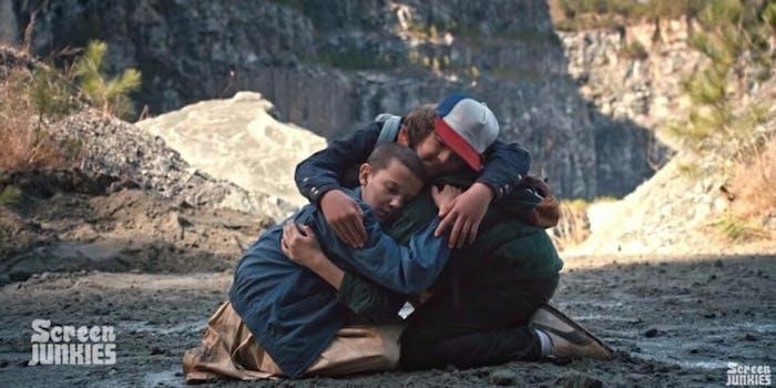 Honest Trailer Stranger Things