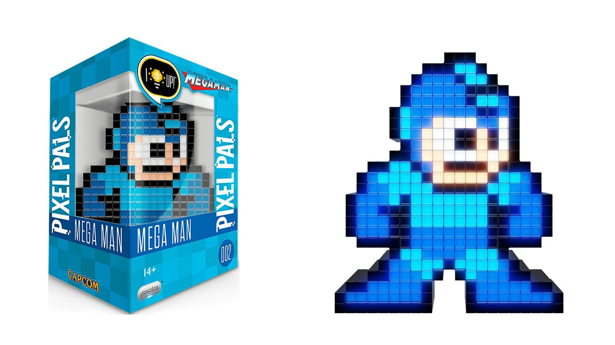 flashy pixel toys