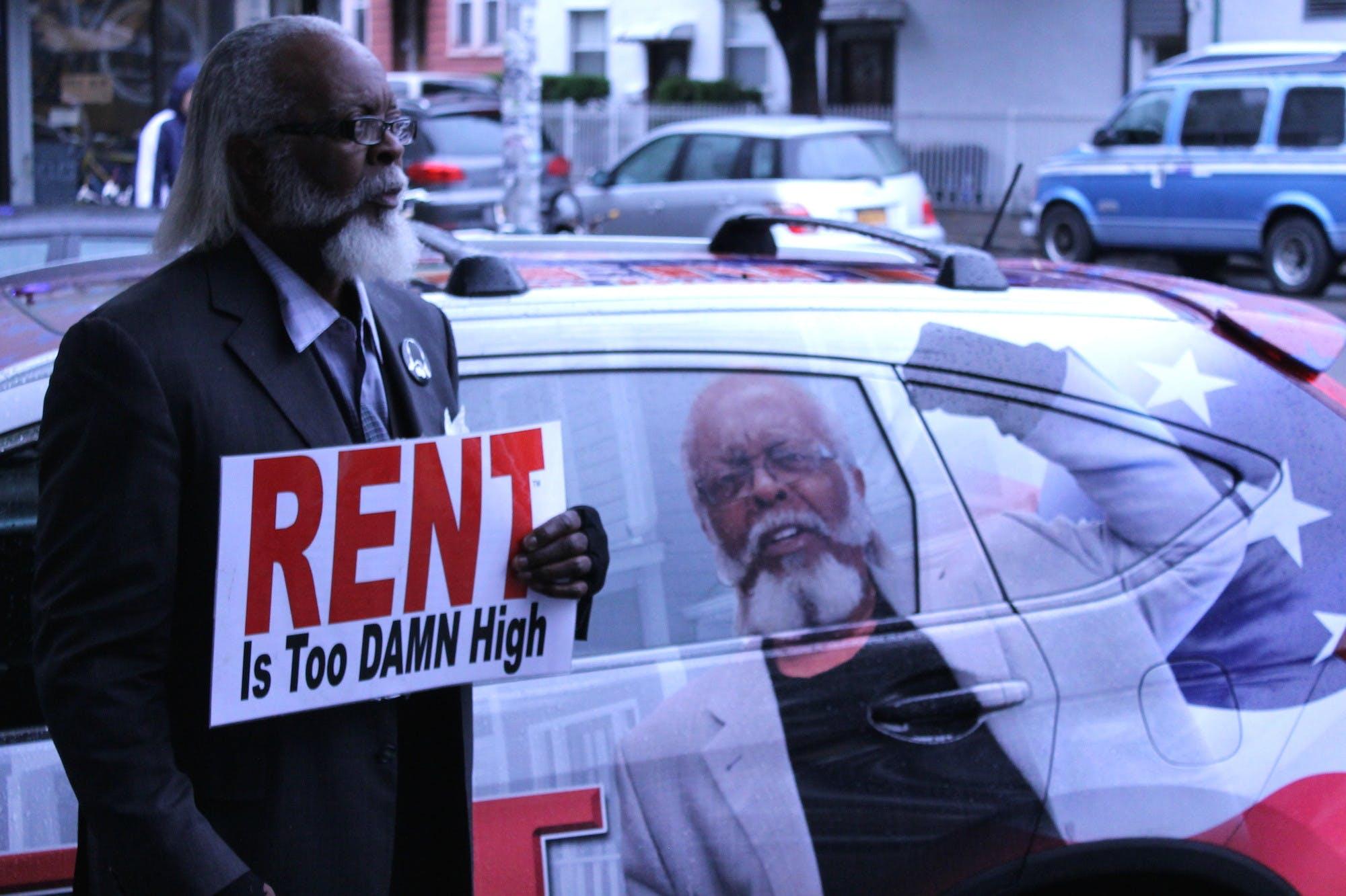 Rent is too damn high guy