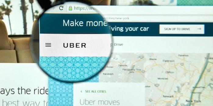 uber ride-hailing