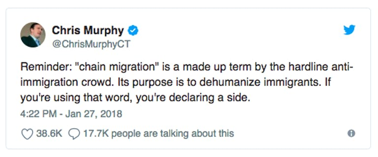 what is chain migration