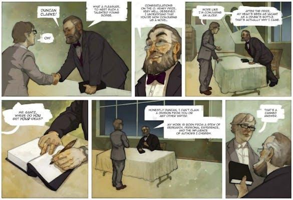 dreaded question comic