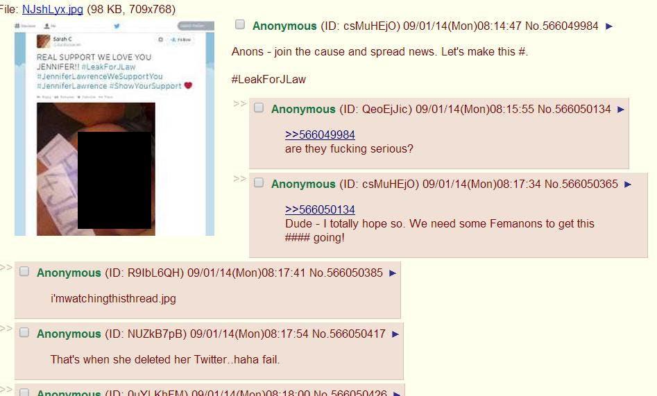 #LeakforJLaw