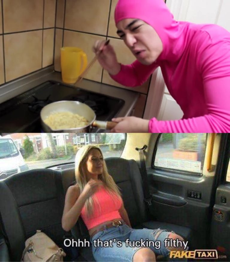 filthy frank oh that's filthy meme