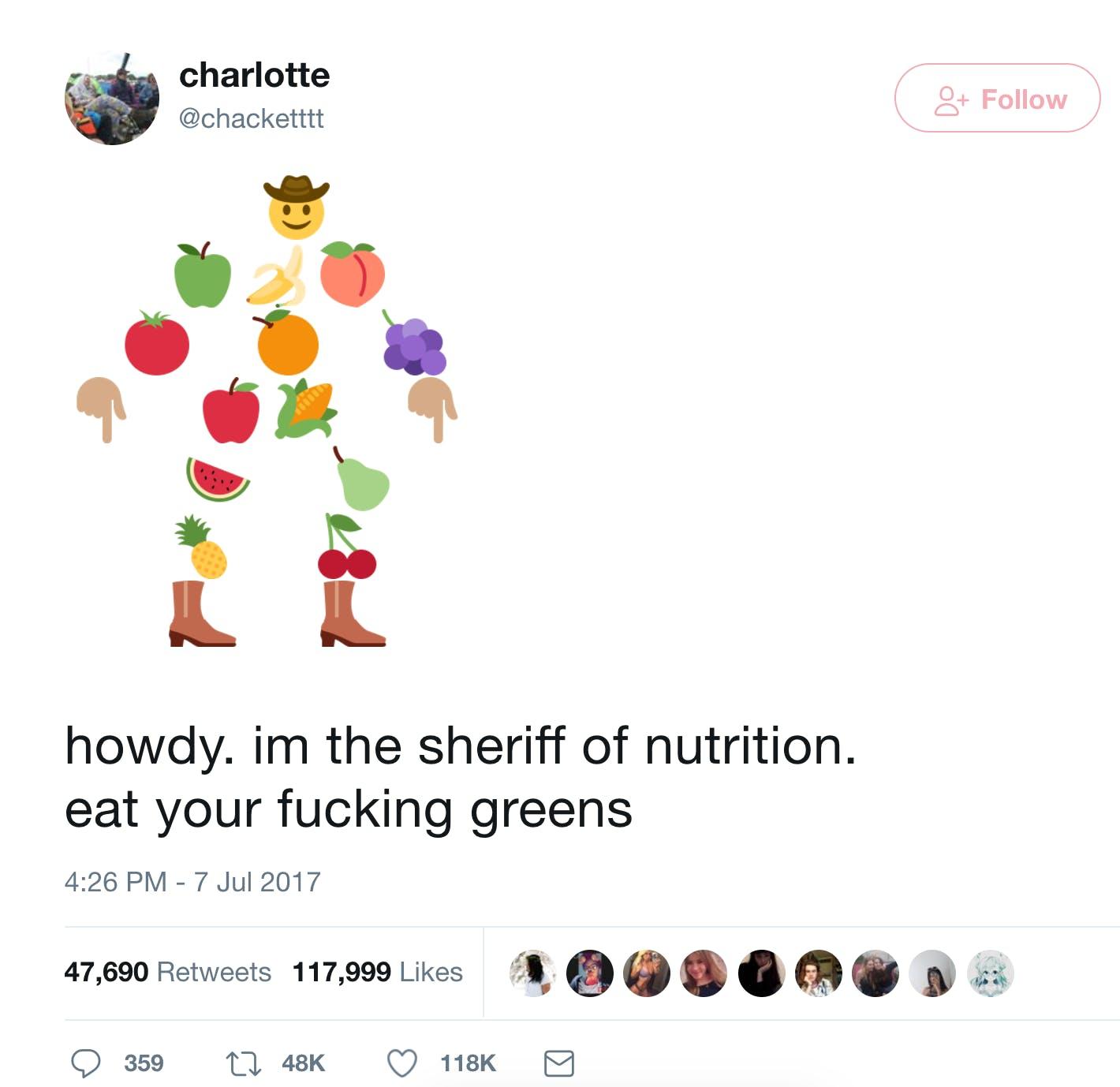 memes 2017 : I'm the sheriff